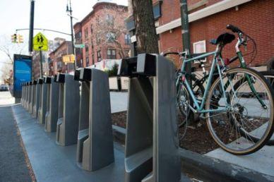 Street Bike Post