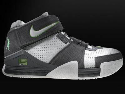 Nike Lebron Zoom 2