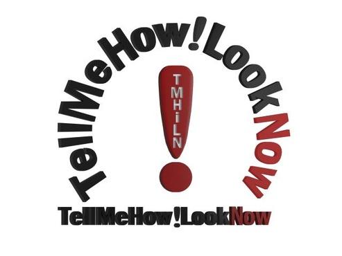 tellmehowilooknow 3dlogo