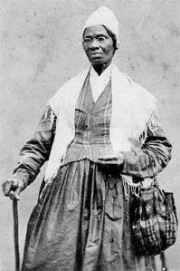 Sojourner Truth  (1796-November  26th, 1883)