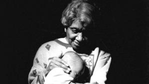 Clara McBride Hale  (April 1, 1905 – December 18, 1992)