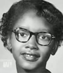 Claudette Colvin  (born September 5, 1939)