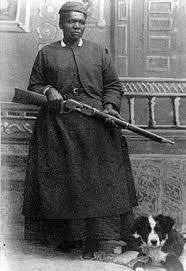Mary Fields, Stagecoach Mary  (c. 1832 – 1914)