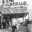 Apollo Theatre in the 1930's