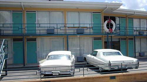 Lorraine Motel Circa. 1968