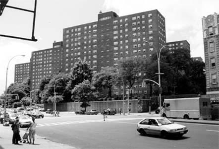 1520 Sedgwick Avenue Bronx, NY circa. 1970's
