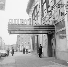 Audubon Ballroom Circa. 1965