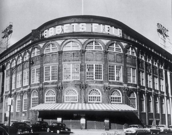 Ebbiets Field Circa. 1940