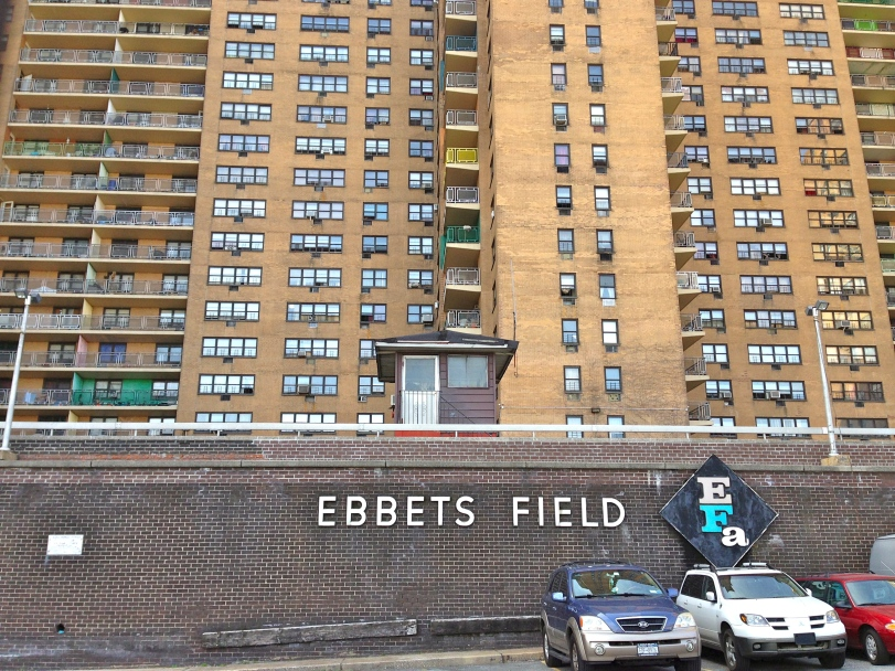 Ebbets Field, Present day