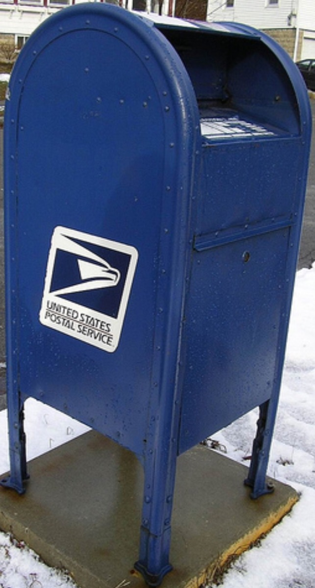 28 days of Black Inventions: Modern Day Mailbox