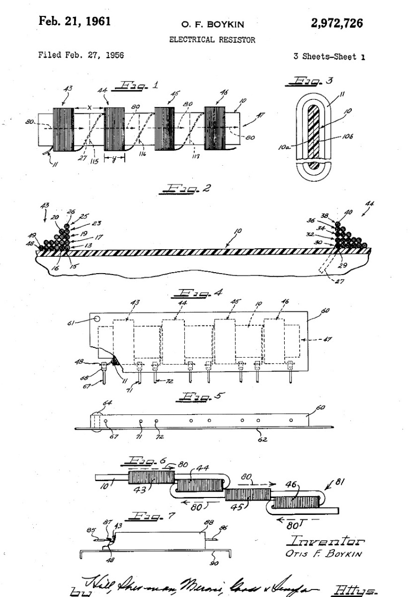 28 Days Of Black Inventions Control Unit For The Pacemaker Otis Wiring Diagram Tellmehowilooknow